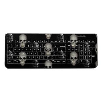 Skeleton In the Closet Wireless Keyboard