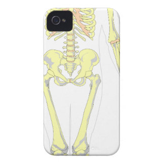 Skeleton iPhone 4 Case-Mate Case