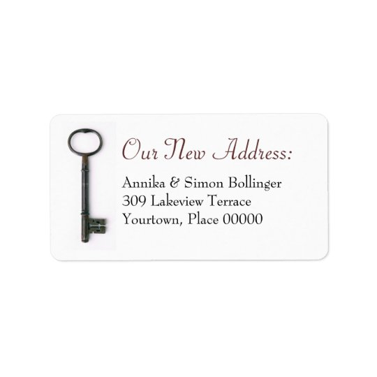 Skeleton Key New Address