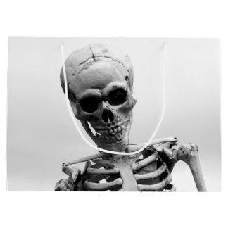 Skeleton Large Gift Bag