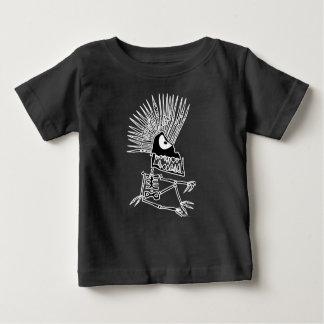 Skeleton Mohawk Shirt for Baby