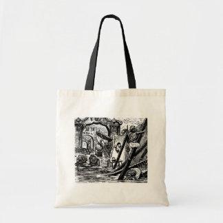 Skeleton Pirates circa 1951 Tote Bag