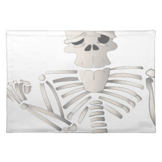 Skeleton Placemat