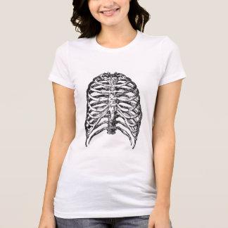 skeleton ribcage T-Shirt