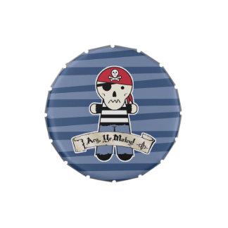 Skeleton Skull Pirate | Arg Ye Matey!