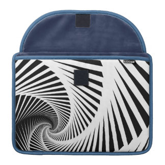Skeleton Staircase Pattern Sleeve For MacBook Pro