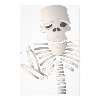 Skeleton Stationery