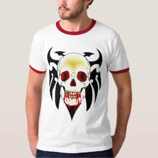 Skeleton Vampire Shirt