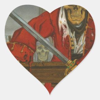 SkeletonCrew.JPG Heart Sticker