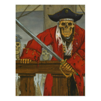 SkeletonCrew.JPG Postcard