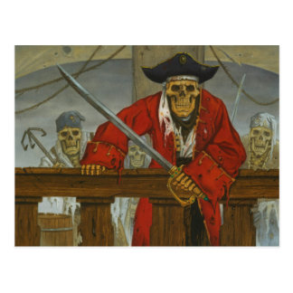 SkeletonCrew.JPG Postcard