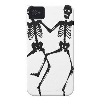 Skeletons iPhone 4 Case-Mate Cases
