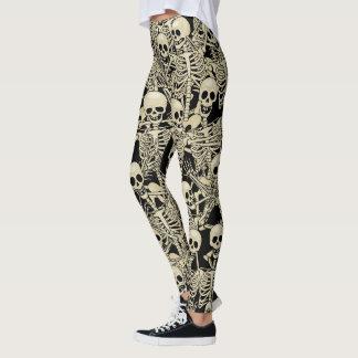 Skeletons Leggings