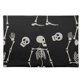 Skeletons Placemat