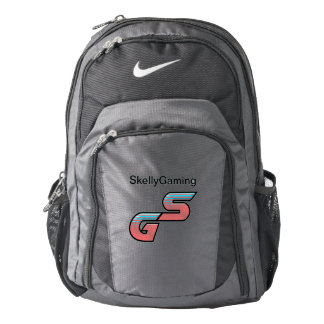 SkellyGaming Bookbage Backpack