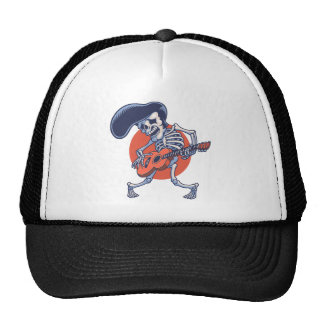 Skelvice Trucker Hat