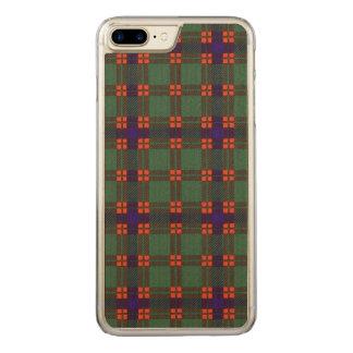 Skene clan Plaid Scottish tartan Carved iPhone 8 Plus/7 Plus Case