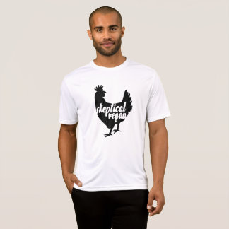 Skeptical Vegan T-Shirt