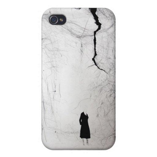Sketch By Anastasia Romashko iPhone 4 Case