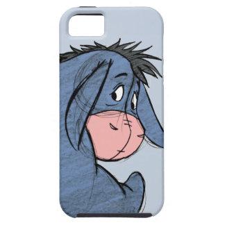 Sketch Eeyore 1 iPhone 5 Case
