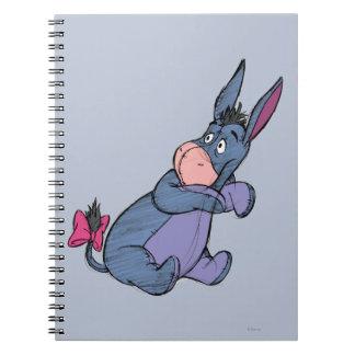 Sketch Eeyore 2 Spiral Notebooks