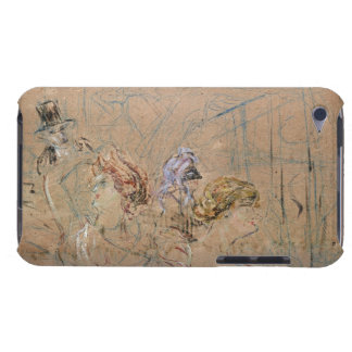 Sketch for 'At the Masked Ball', c.1892 (coloured Barely There iPod Case