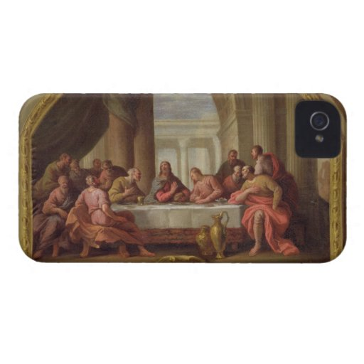 Sketch for 'The Last Supper', St. Mary's, Weymouth iPhone 4 Covers