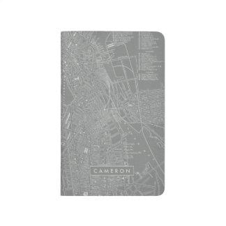 Sketch of Boston City Map Journal