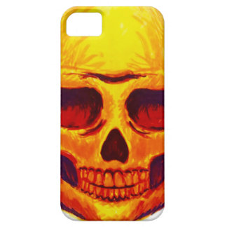 Sketch Skull iPhone 5 Cover