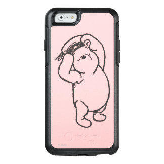 Sketch Winnie the Pooh 1 OtterBox iPhone 6/6s Case