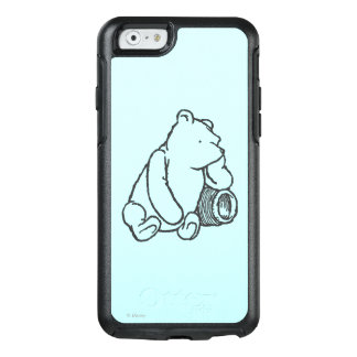 Sketch Winnie the Pooh 2 OtterBox iPhone 6/6s Case