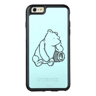 Sketch Winnie the Pooh 2 OtterBox iPhone 6/6s Plus Case