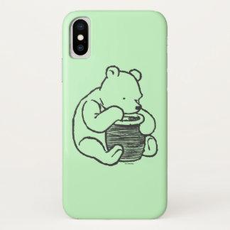 Sketch Winnie the Pooh 3 Case-Mate iPhone Case