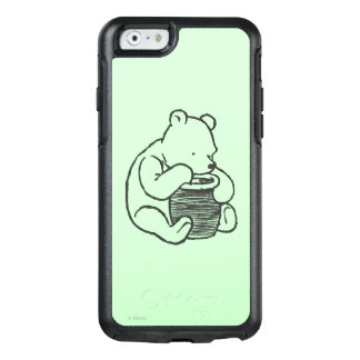 Sketch Winnie the Pooh 3 OtterBox iPhone 6/6s Case
