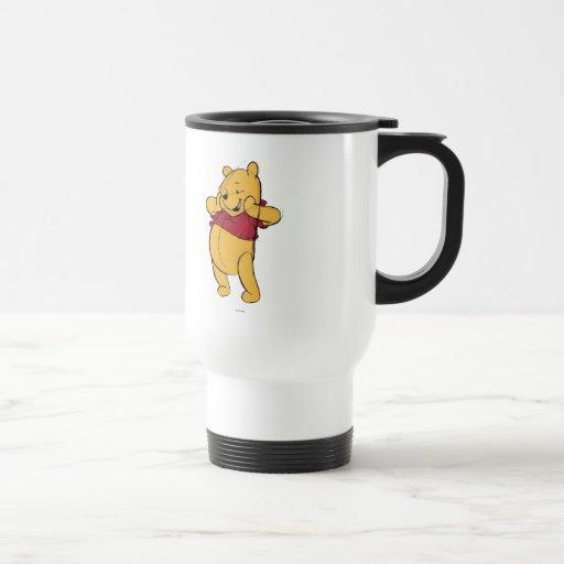 Sketch Winnie the Pooh Mug