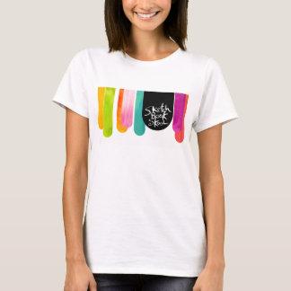 Sketchbook Skool Drop parade T-Shirt