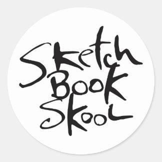 Sketchbook Skool Stickers