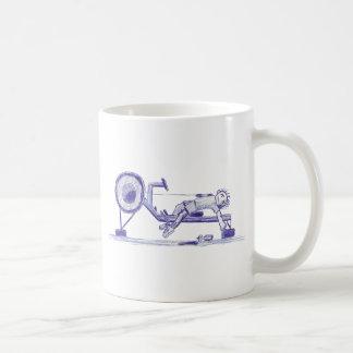 Sketched ergometer coffee mug