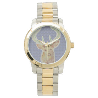Sketched Stag watch