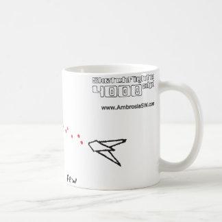 Sketchfighter 4000 Alpha Coffee Mug