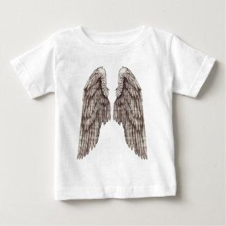 sketchy angel wings baby T-Shirt