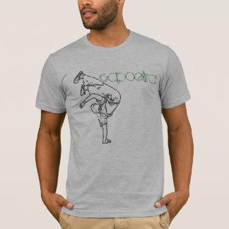 sketchy capoeira T-Shirt