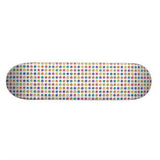 Sketchy Dots Skateboard Deck