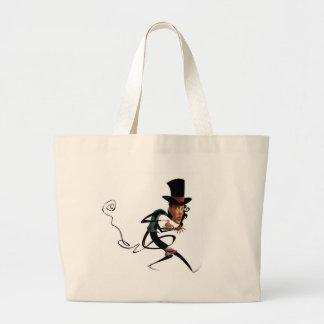 Sketchy Large Tote Bag