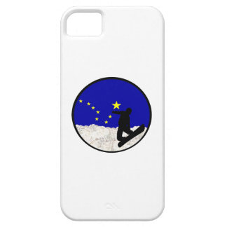 Ski Alaska iPhone 5 Case