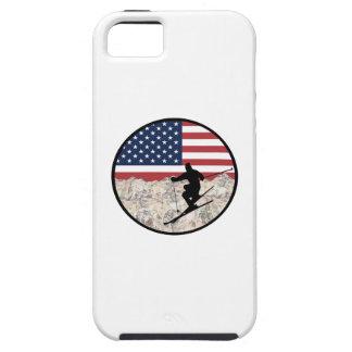 Ski America iPhone 5 Case
