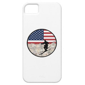 Ski America iPhone 5 Cover