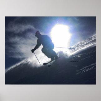 Ski Aspen Poster