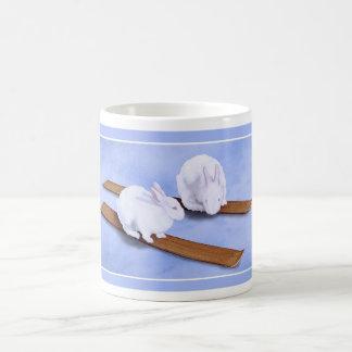Ski Bunnies... Coffee Mug