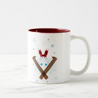 Ski Bunny Mugs